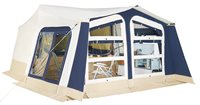 Odyssee Plus - Trailer Tent